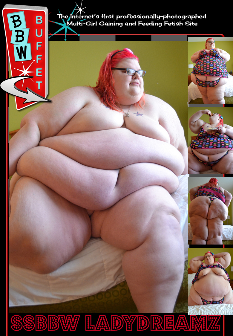 Supersized BBW Ultrasized 500 lbs Ladydreamz